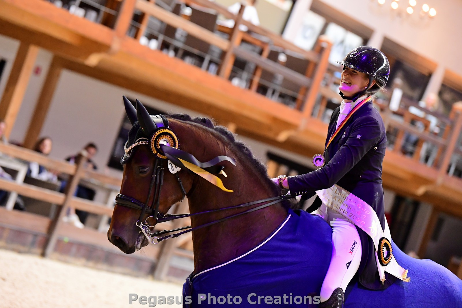 Jorinde Verwimp wint Tour A in Lier