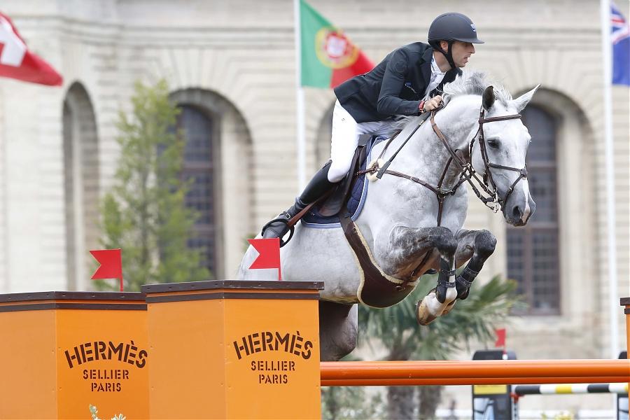 Pieter Devos' Grand Prix horse, Haloubet Hitchkock sold