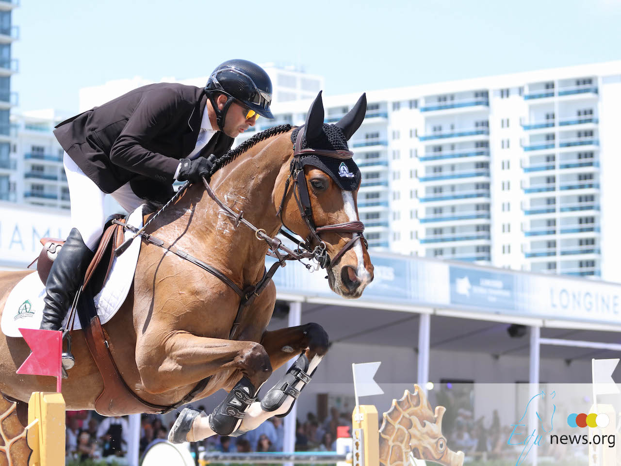 New talents for Eric Lamaze