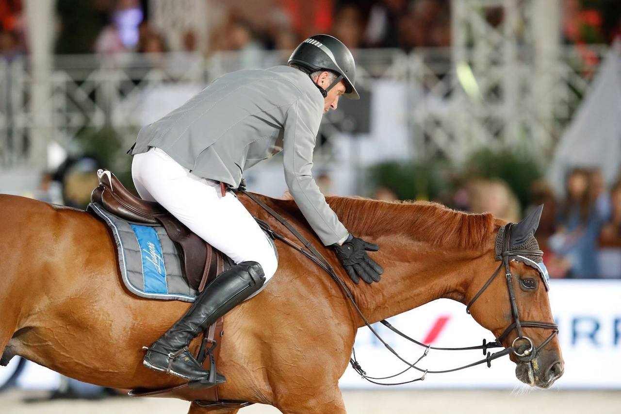 "Ludger Beerbaum: ""My parents wanted me to look for a 'real' job"""
