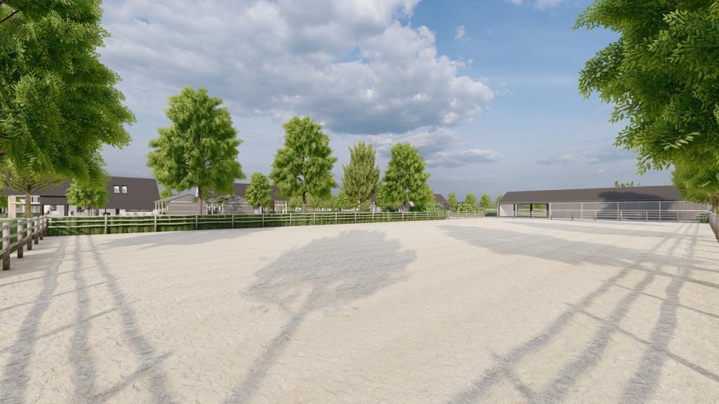 """Nieuw revolutionair hippisch project voor België en Nederland: """"Co-housing voor paardenliefhebbers."""""""