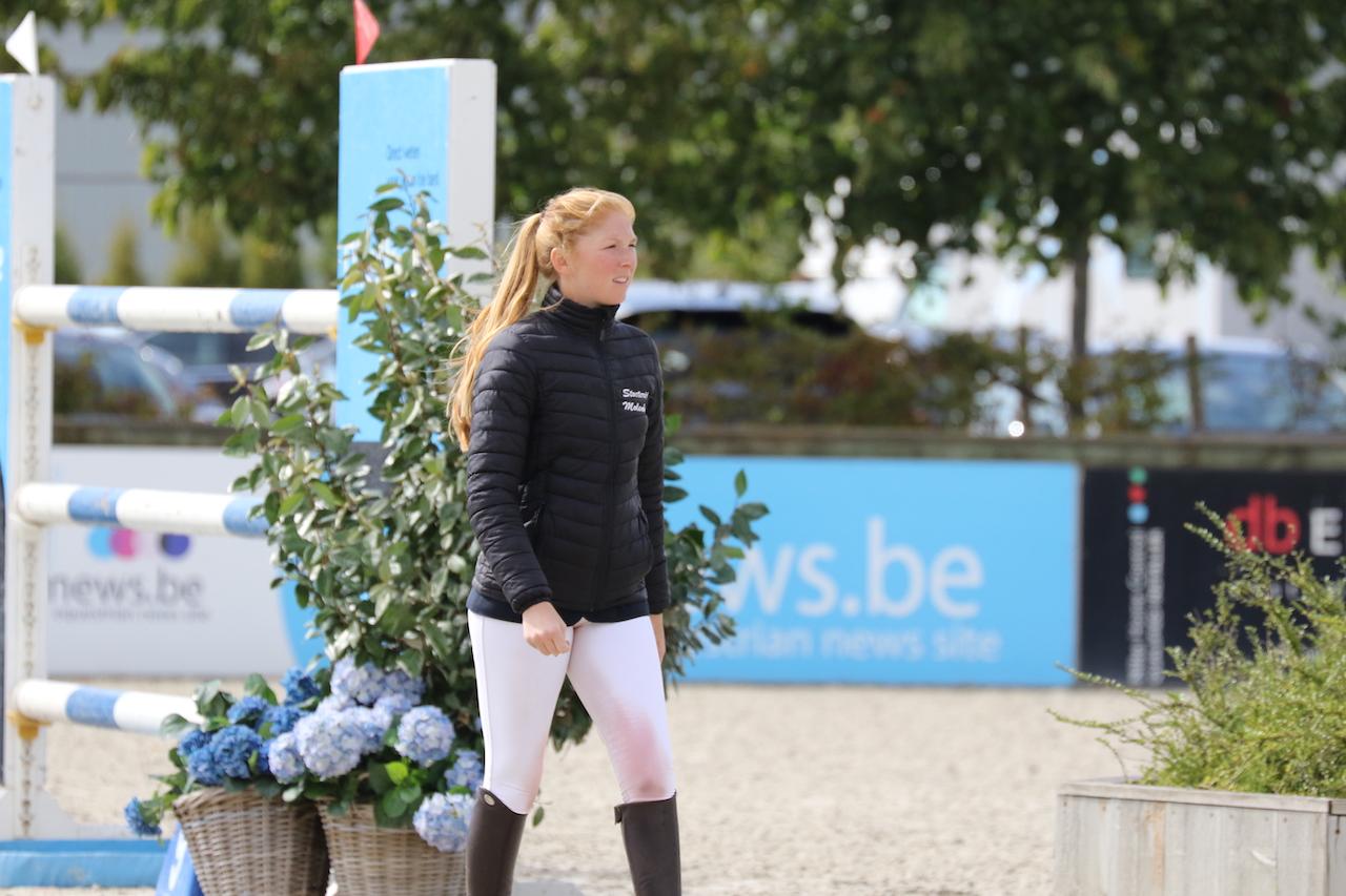 Vicky Van de Poel ziet haar voormalig toppaard het Spaans kampioenschap winnen