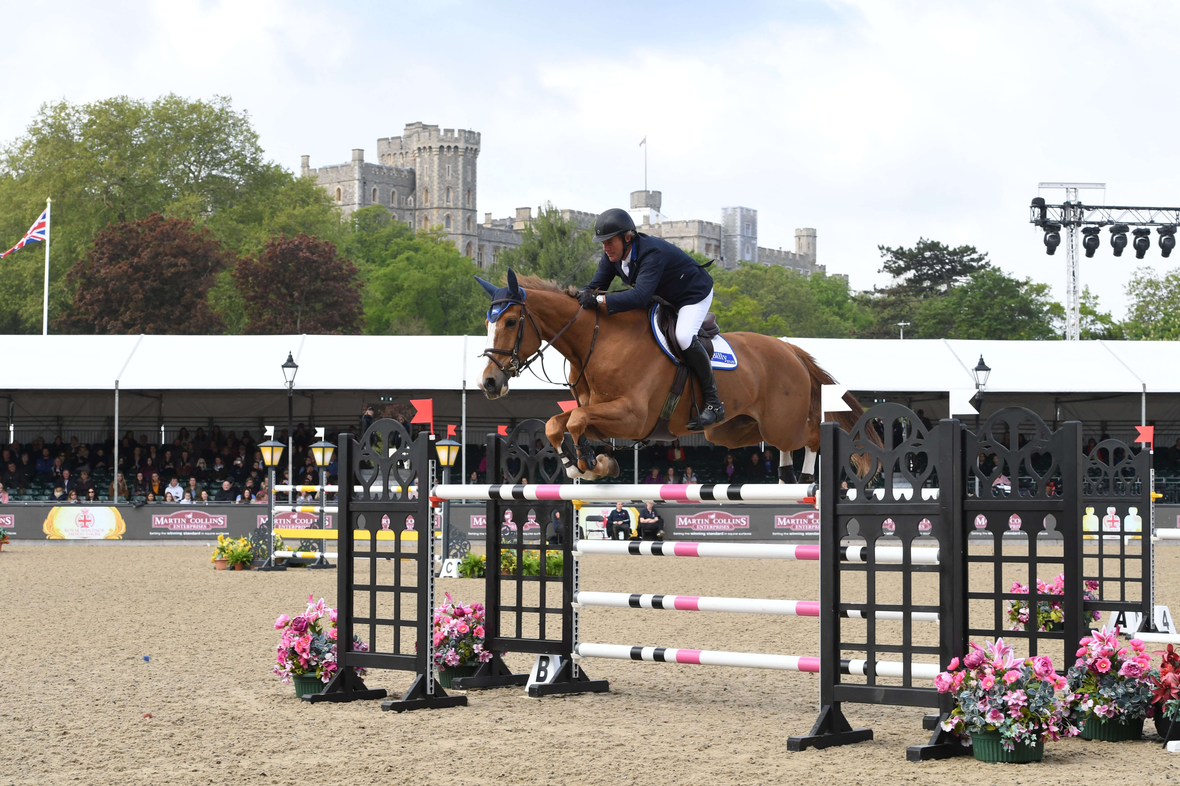 Royal Windsor Horse Show Postponed to Later Date this Year