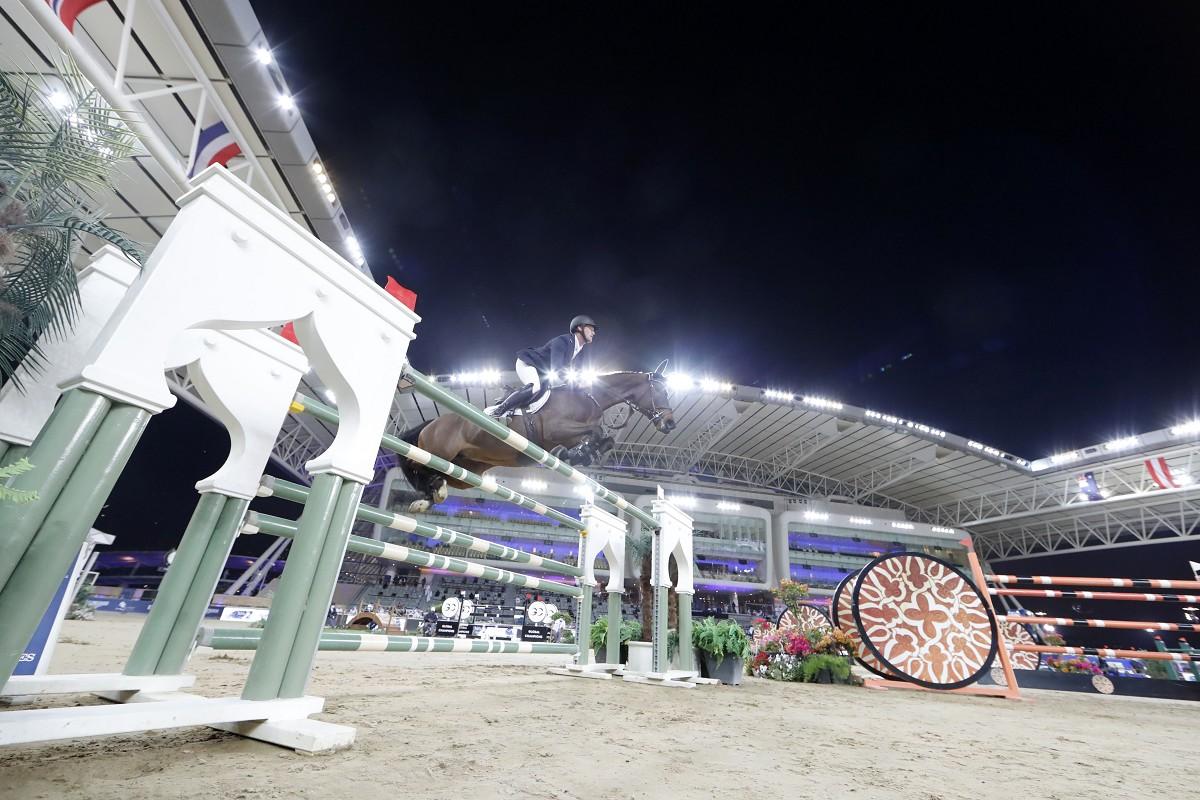 Niels Bruynseels wins first LGCT Grand Prix of the season