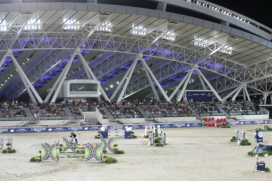 """Behind the scenes in Doha: """"The horses that tested positive are treated in isolation"""""""