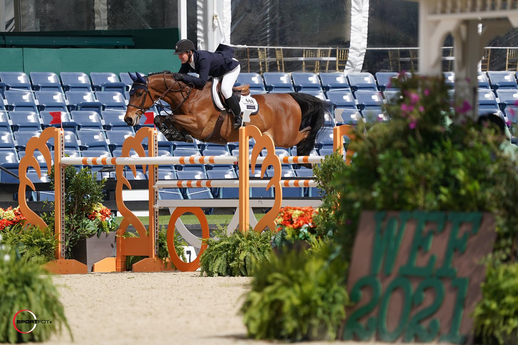 McLain Ward and Catoki start with a win in Wellington