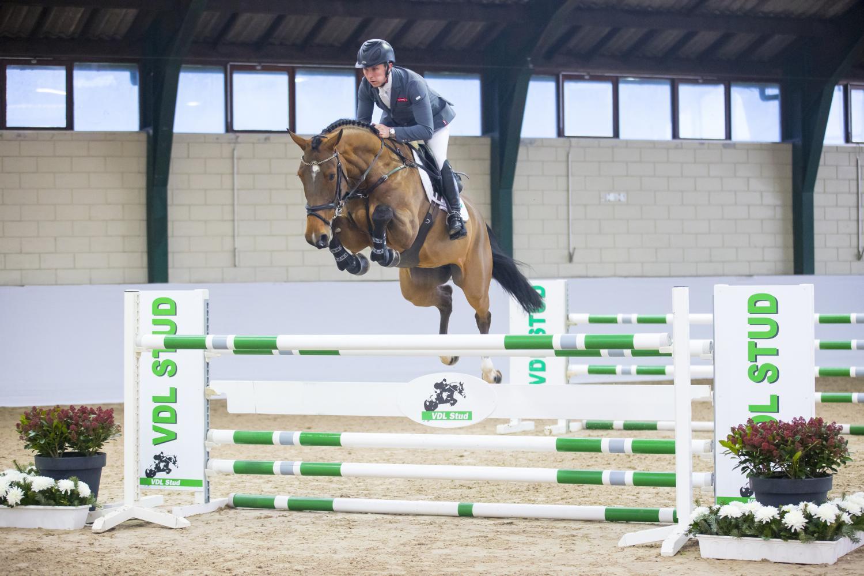 Veilingtopper WEF Sport Horse Auction levert 500.000 dollar op
