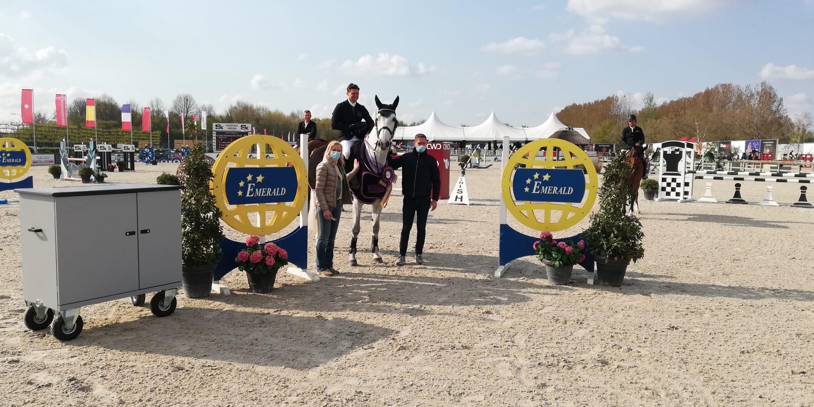 Vernaet keeps ranking victory Lier in Belgian hands