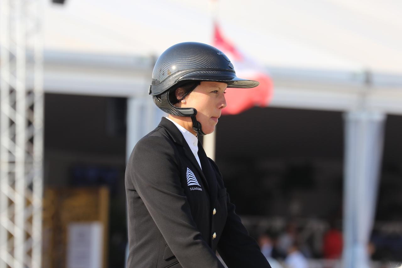 New talent for Gudrun Patteet