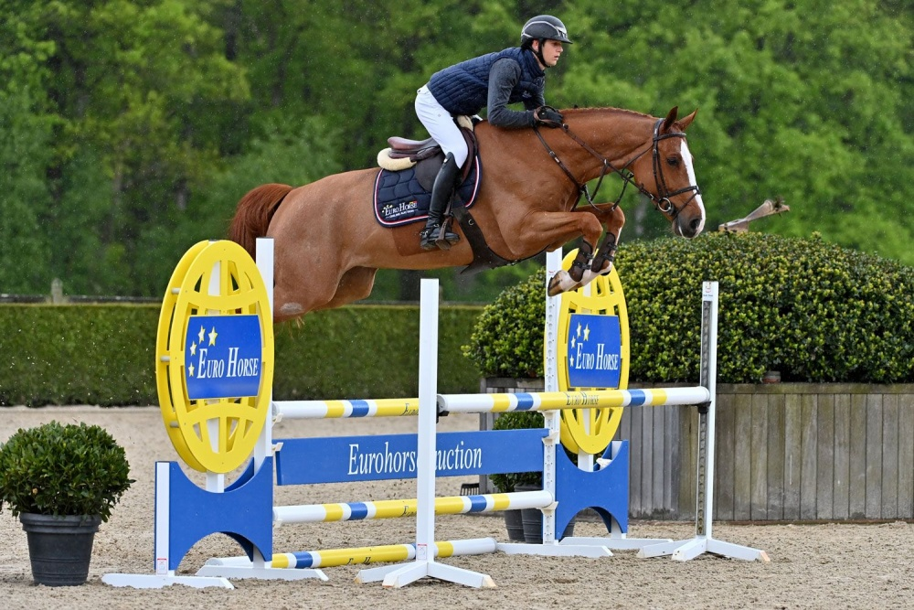New five year old talent for Eric Lamaze