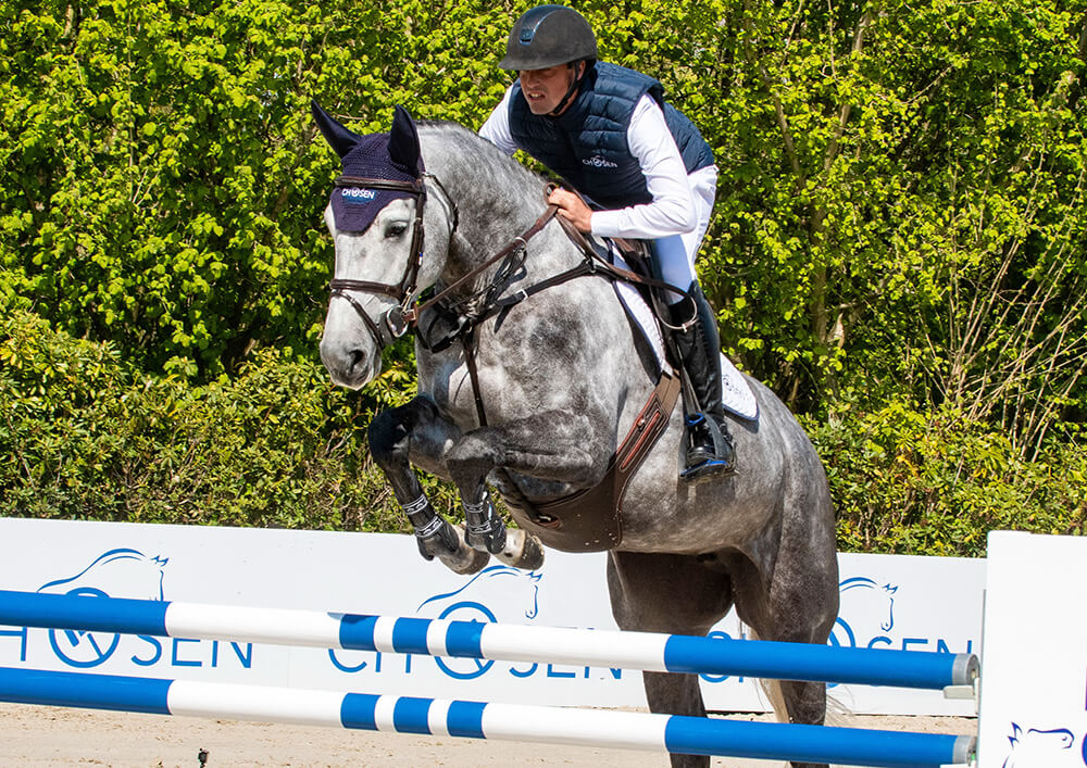 Today is D-Day to acquire young showjumping talents