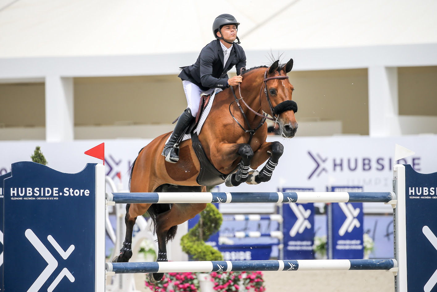 """Kent Farrington: """" I really focused on Gazelle's natural speed, and I was extremely careful"""""""