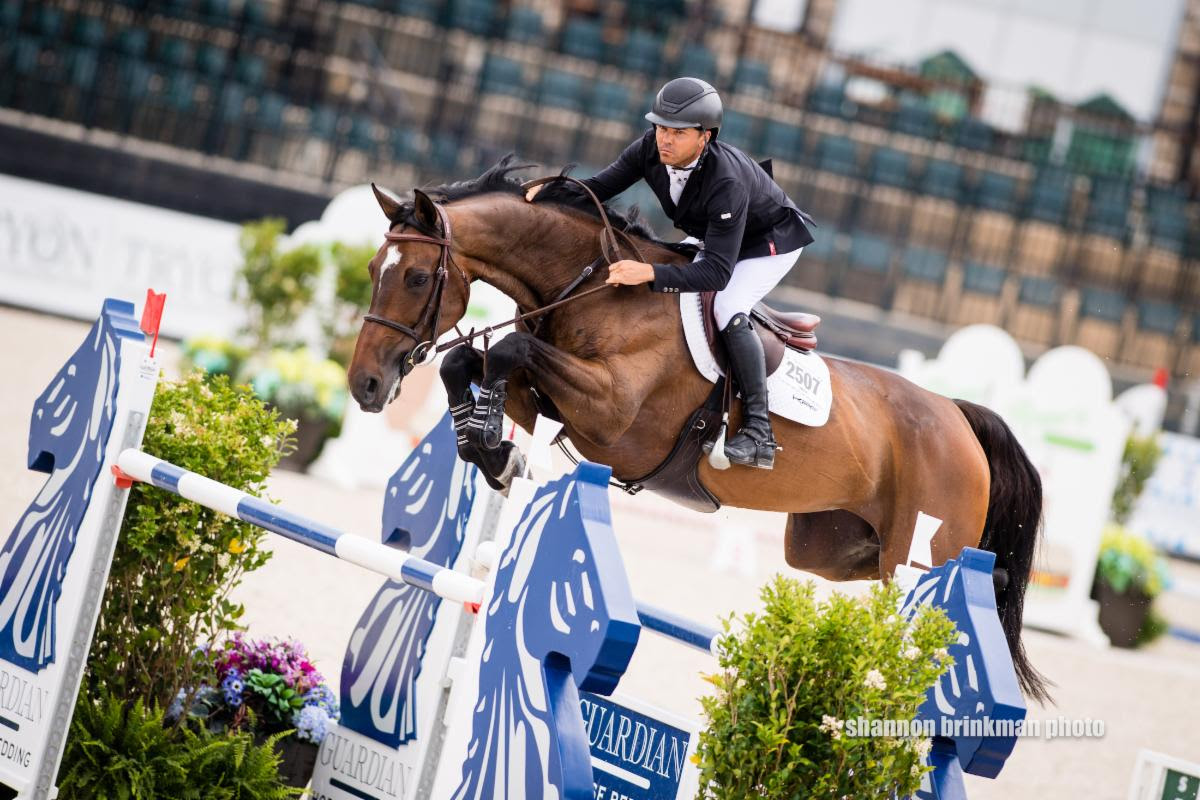 Kent Farrington and Orafina Are Two for Two