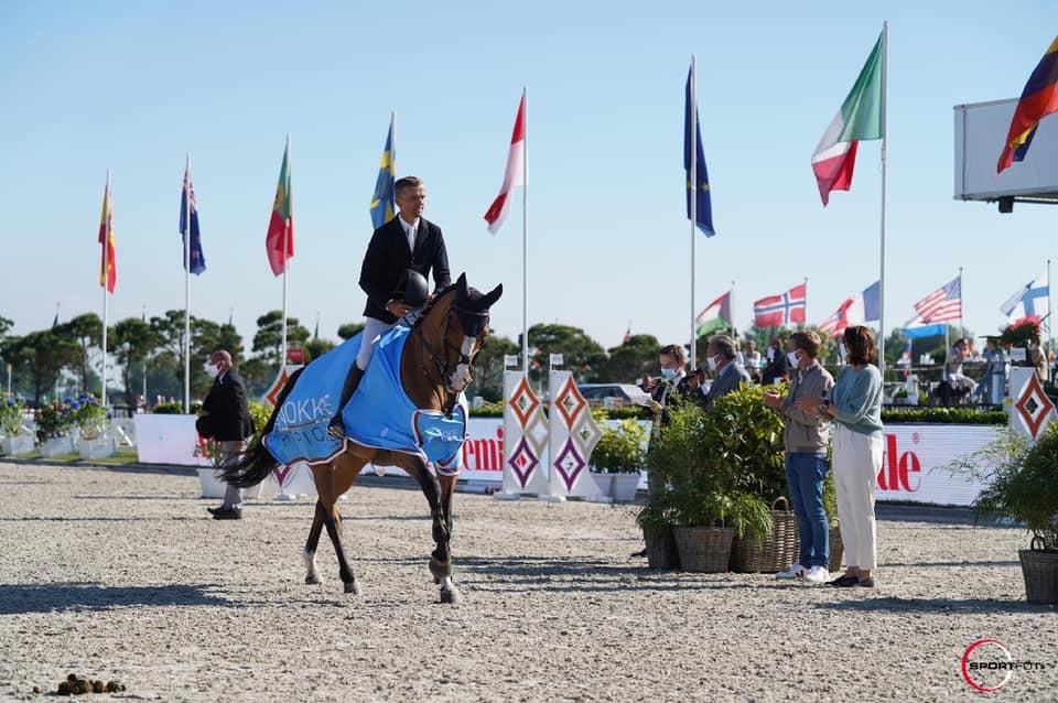 Jean Francois Rondoux vainqueur, Katja Haep et Wilm Vermeir maintiennent l'honneur belge à Azelhof