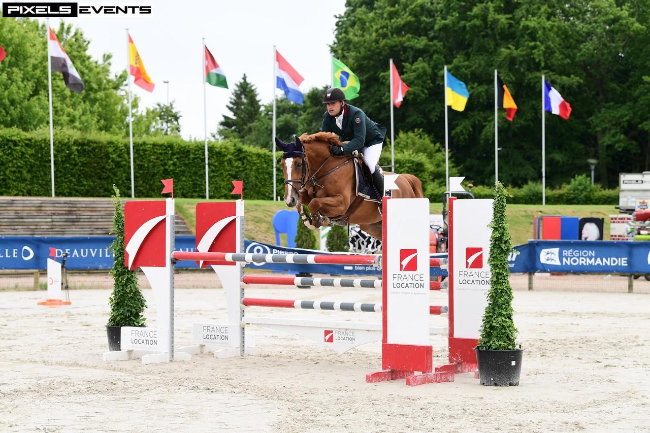 Sappin en Bourguignon gaan winnen in Deauville