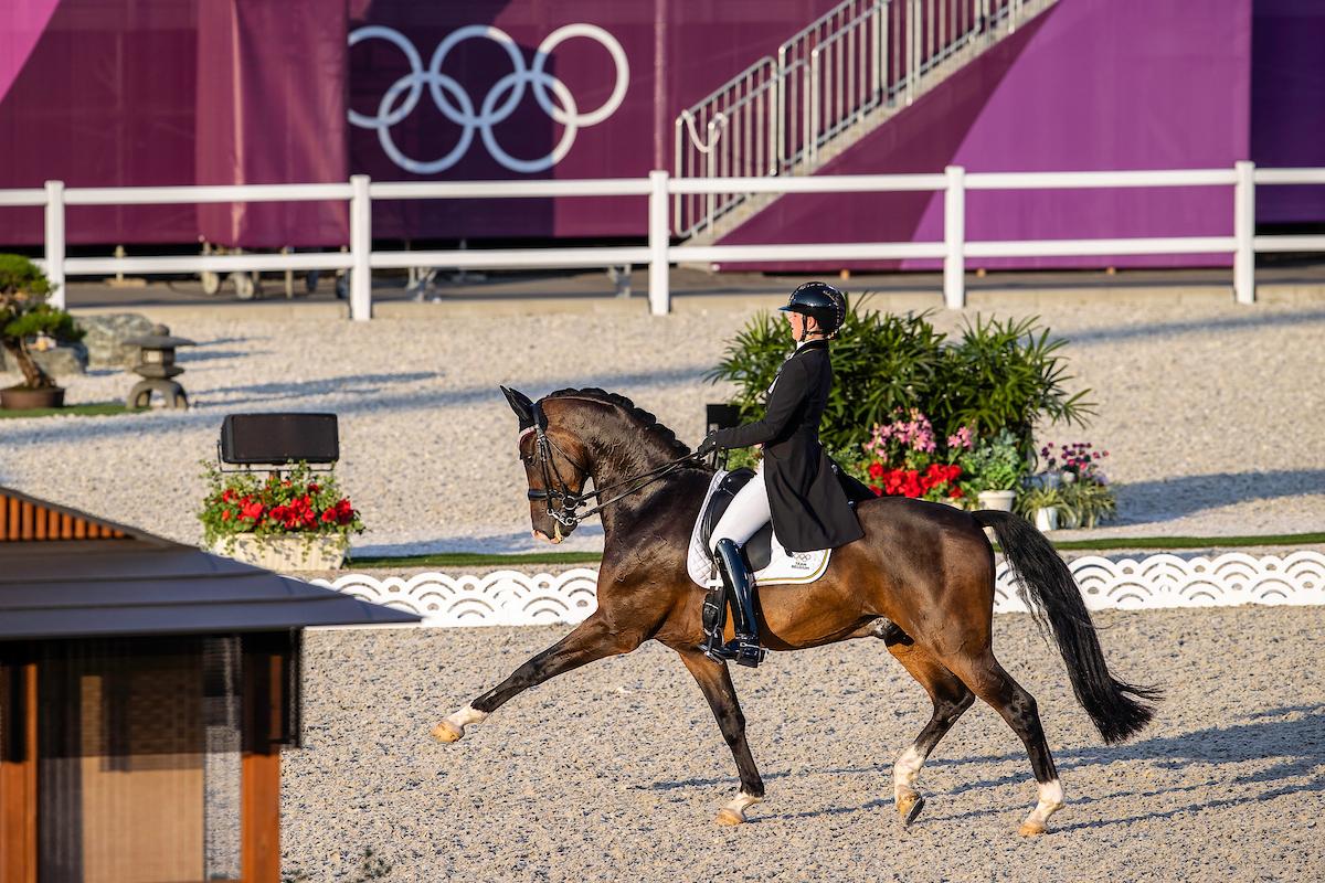 Les cavaliers de dressage belges ne participent pas au Freestyle et au Special malgré de bons scores