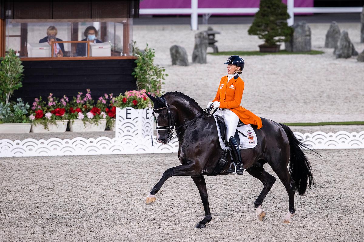 Marlies van Baalen brengt Nederland in Olympische medaille running