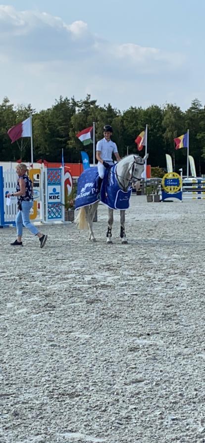 Mooie sport op Nationale Finale van de SBB-Kampioenschappen voor Jonge Paarden