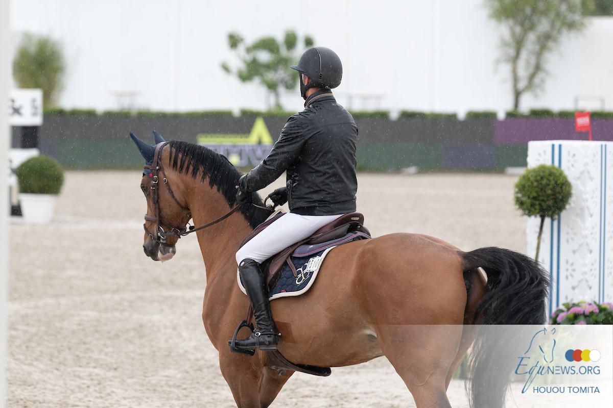 """Vraag: """"Zijn meerdaagse wedstrijden niet te belastend voor de spieren van mijn paard?"""""""