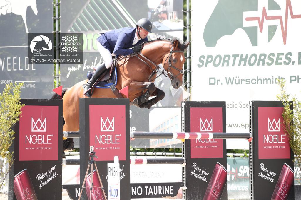 Belgian victory in CSI2* ranking class Bonheiden