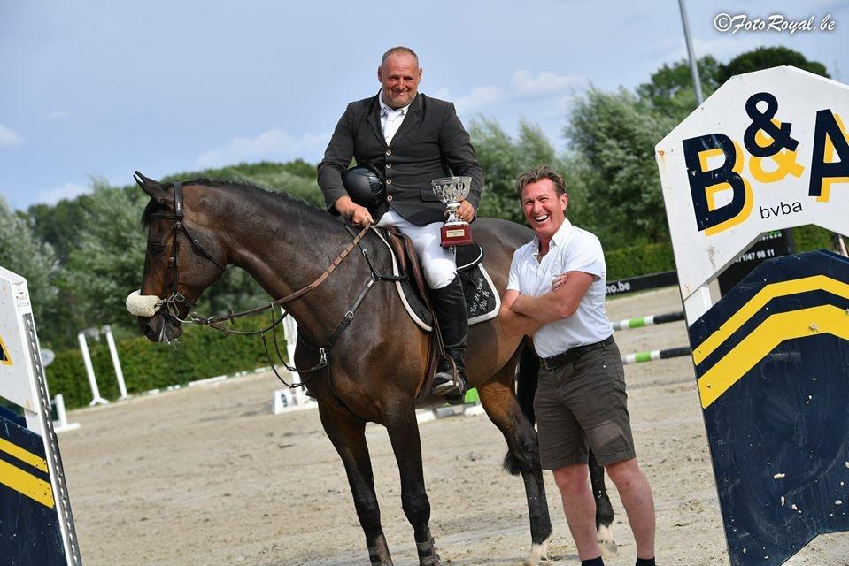 Danny Van Es blijft onverslaanbaar in Vlaams-Brabant