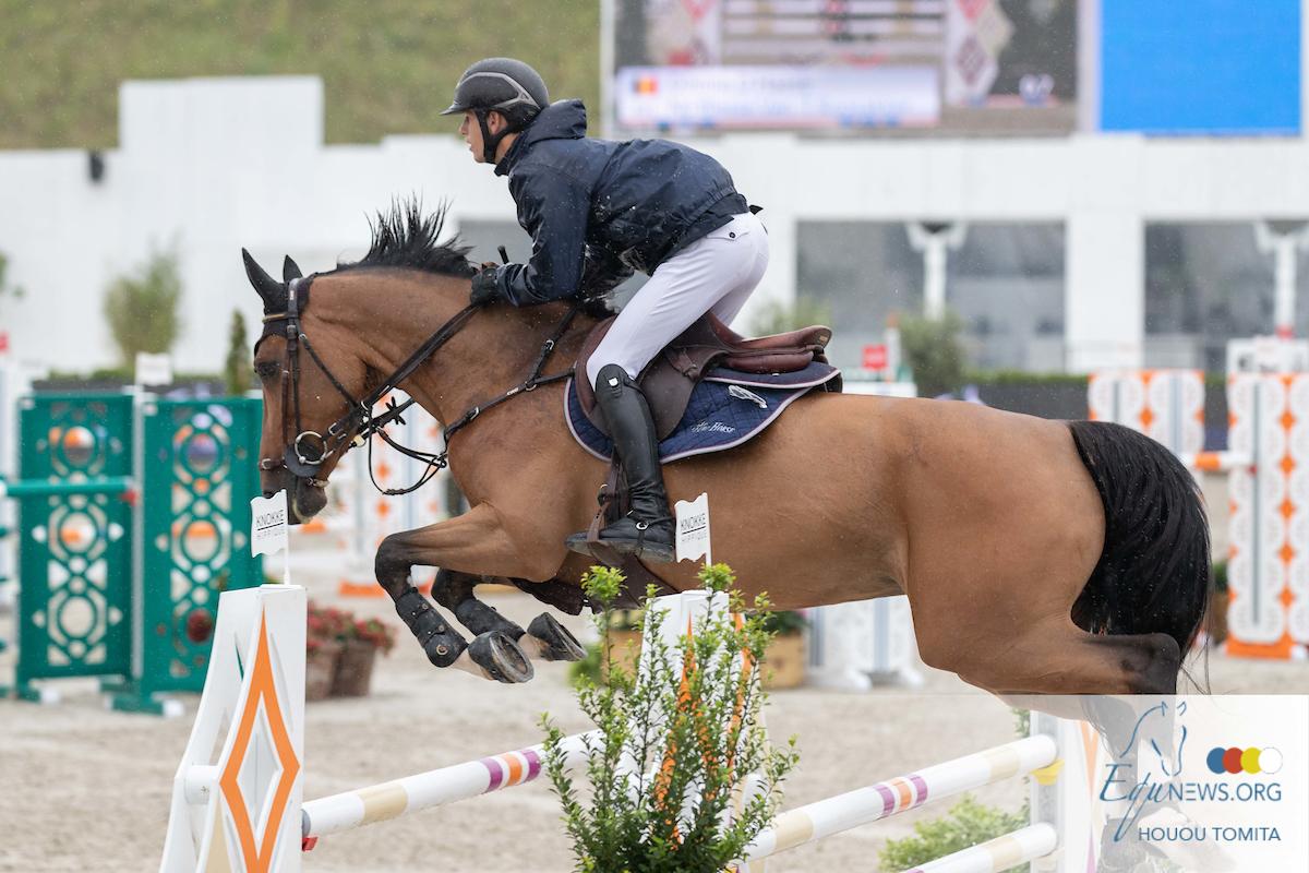 Dimme D'Haese wint tweede manche Beker van België