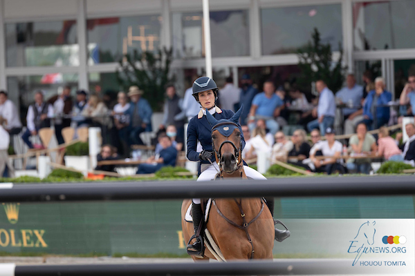 """Jessica Springsteen: """"Timing is everything, you have to peak at the right moment"""""""