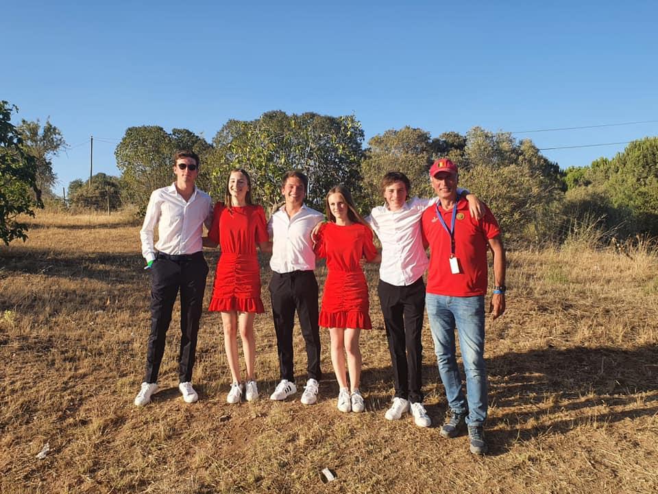 Belgen starten op kop in teamranking EK Junioren