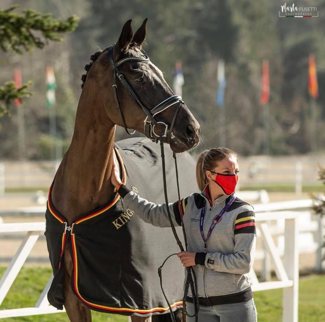 Manon Claeys remporte le bronze aux Jeux paralympiques