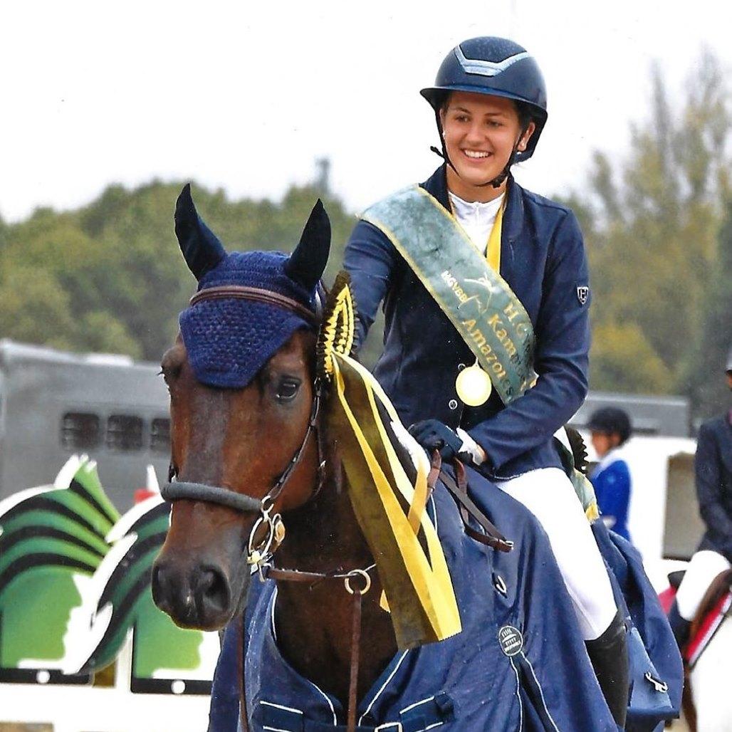 Eva Verdoodt is eerste U25 kampioene van de HGVBB