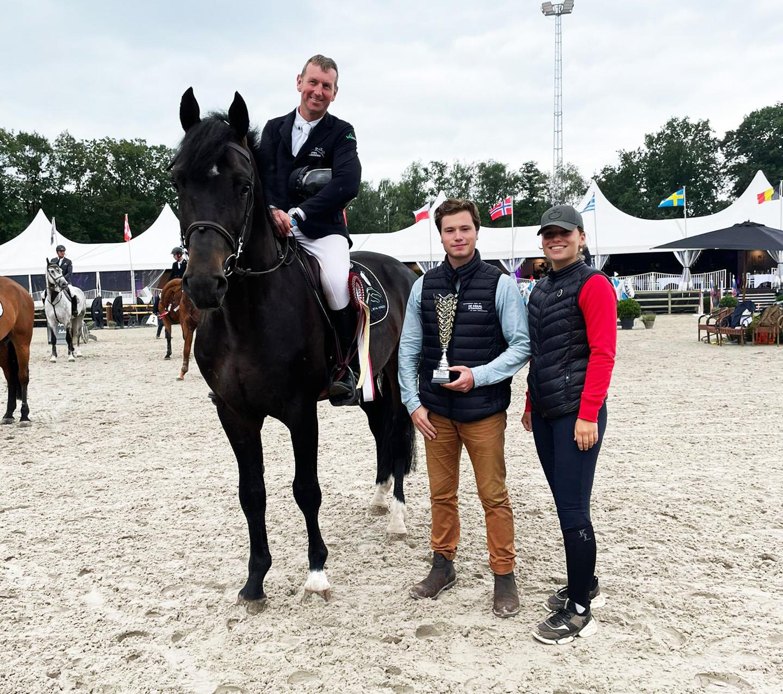 Koen Vereecke schittert met Silver League winst in Dilbeek