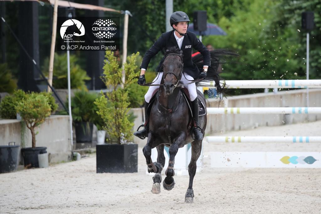 Belgische jeugd domineert CSI2* Grand Prix van Bonheiden met Spits op kop