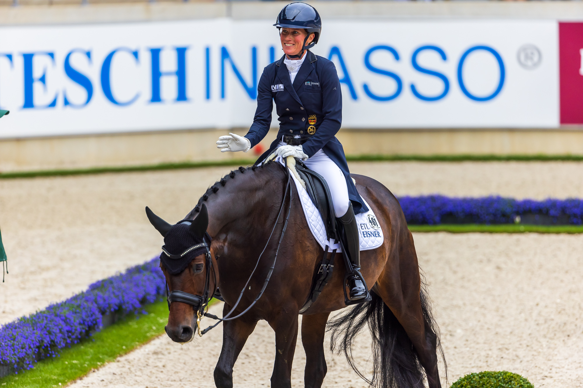 CDI Aachen: Helen Langehanenberg wins Prix St. Georges