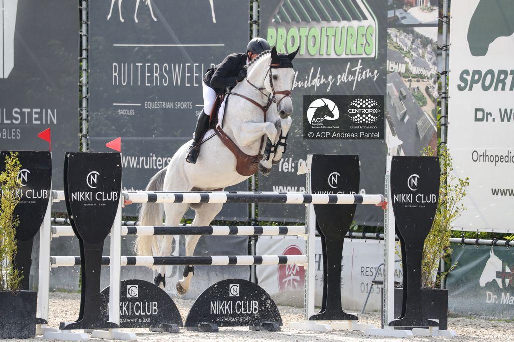 Vincent Lambrecht springt op het rankingpodium in Bonheiden. Spits en Vandenberk ook sterk
