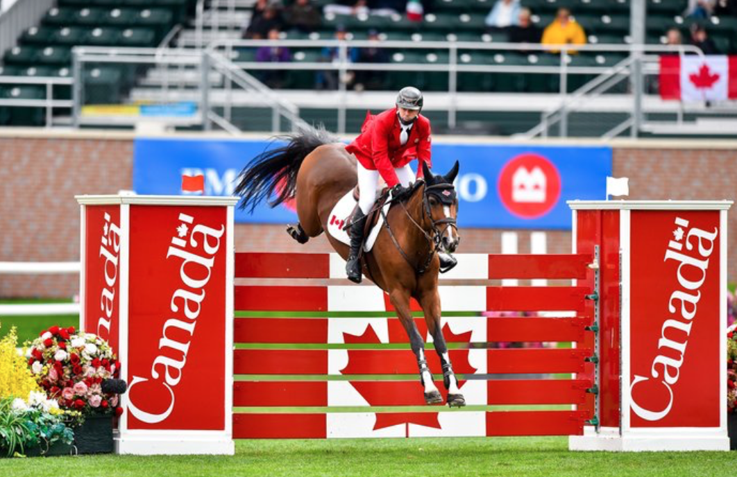 Canada Wins BMO Nations' Cup at Spruce Meadows 'Masters'