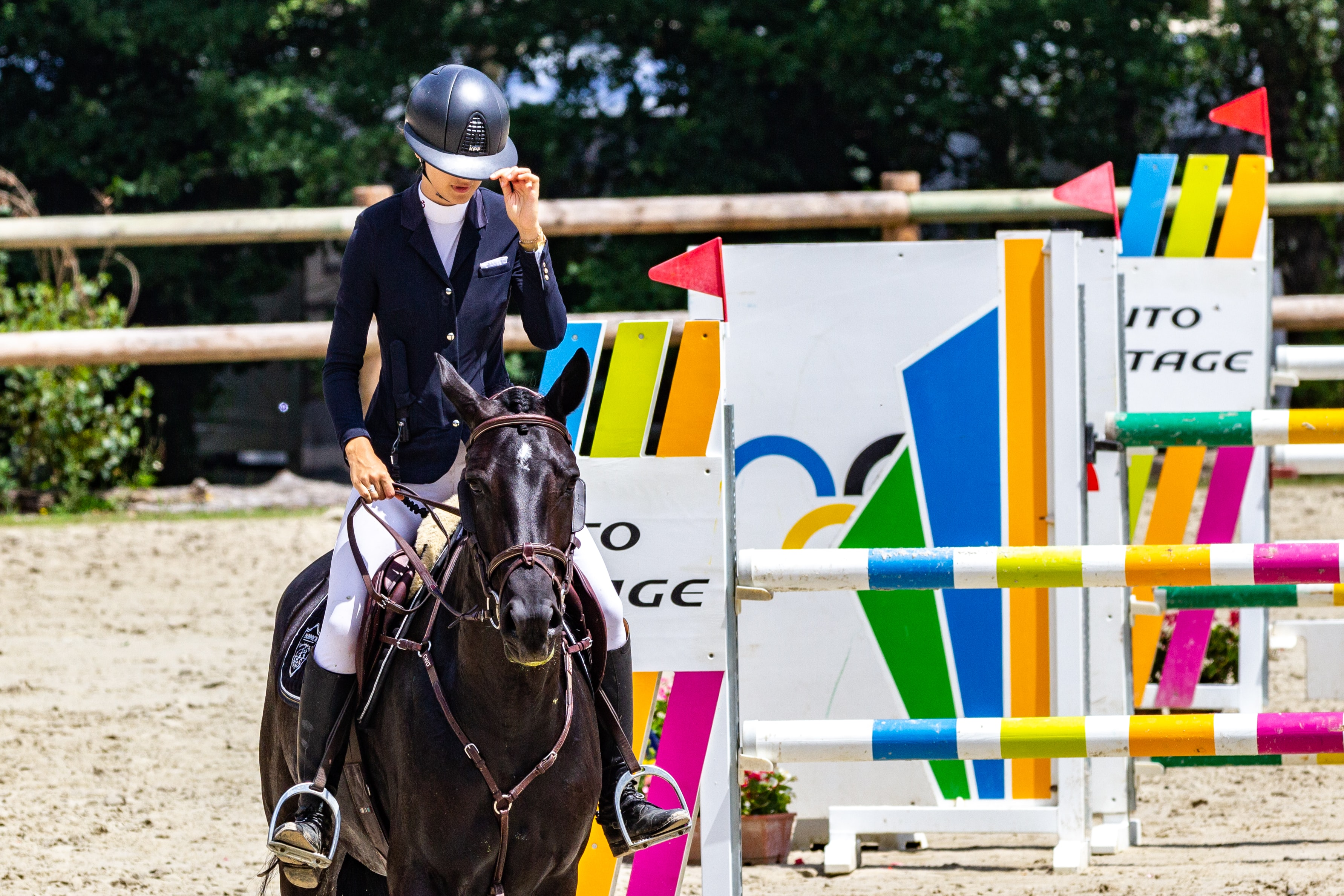 Good to know: this is how many calories you actually burn riding a horse!