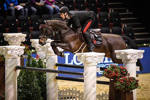 Early bird Emanuele Gaudiano takes the win in Basel