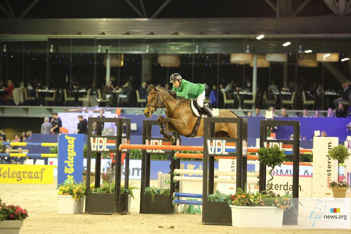 Winn Winn to the victory with Gianni Govoni