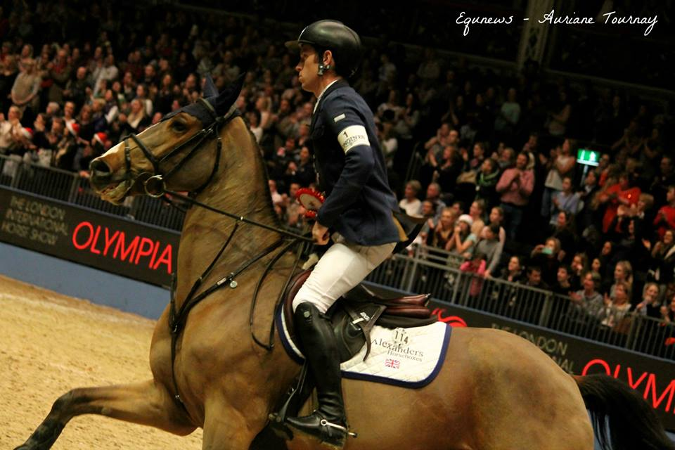 Scott Brash claims title of FEI World Cup of Verona