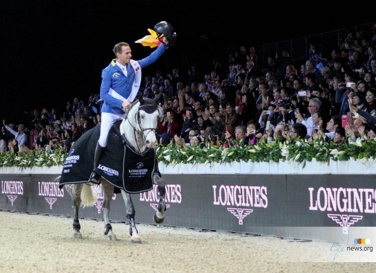 Horses & Riders for the CSI5*w Leipzig