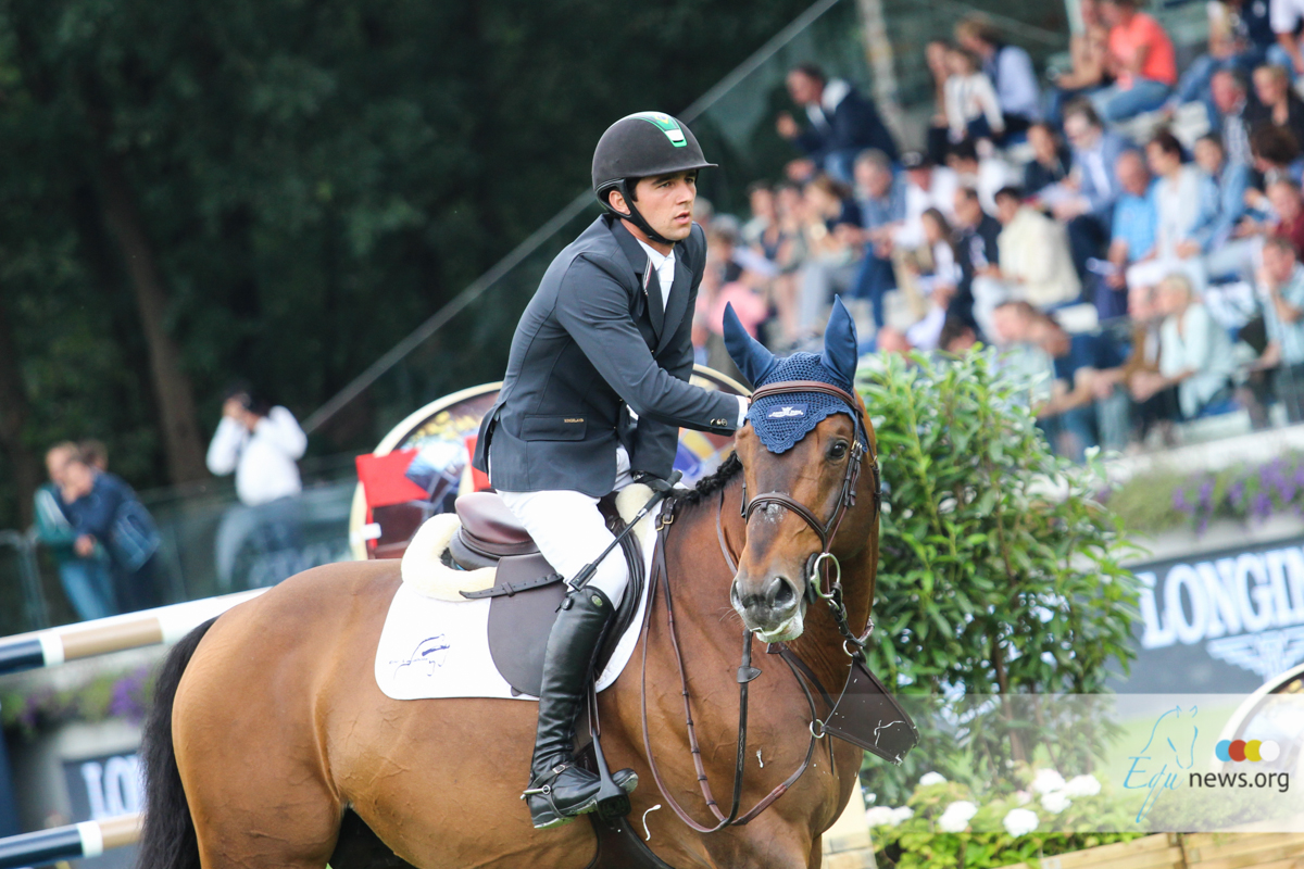 Fitness in times of Corona: famous equestrian couples are doing the 'couple challenge'