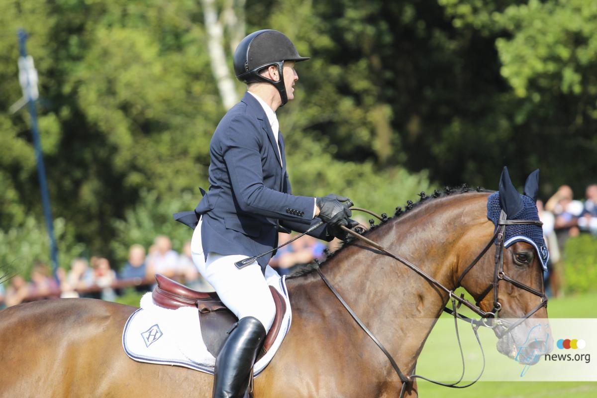 New horse for McLain Ward