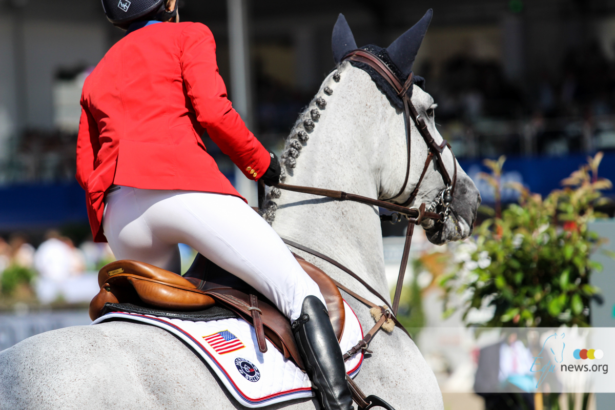 Madison Goetzmann Named May Show Jumping Hall of Fame Rider of the Month