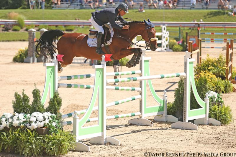 NEW SCHEDULE RELEASED FOR 2017 GREAT LAKES EQUESTRIAN FESTIVAL: STABLING RESERVATIONS OPEN NOW!
