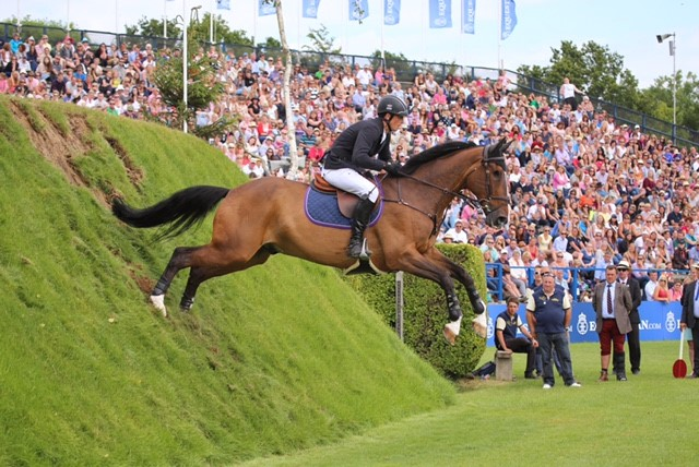 William Funnell and Holly Smith dominate stage for Great Britain in Derby Hickstead