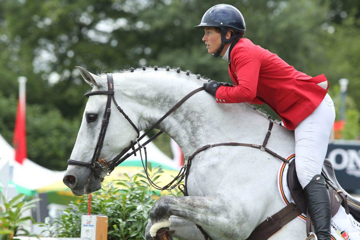 Team Belgium wins Nations Cup Roeser
