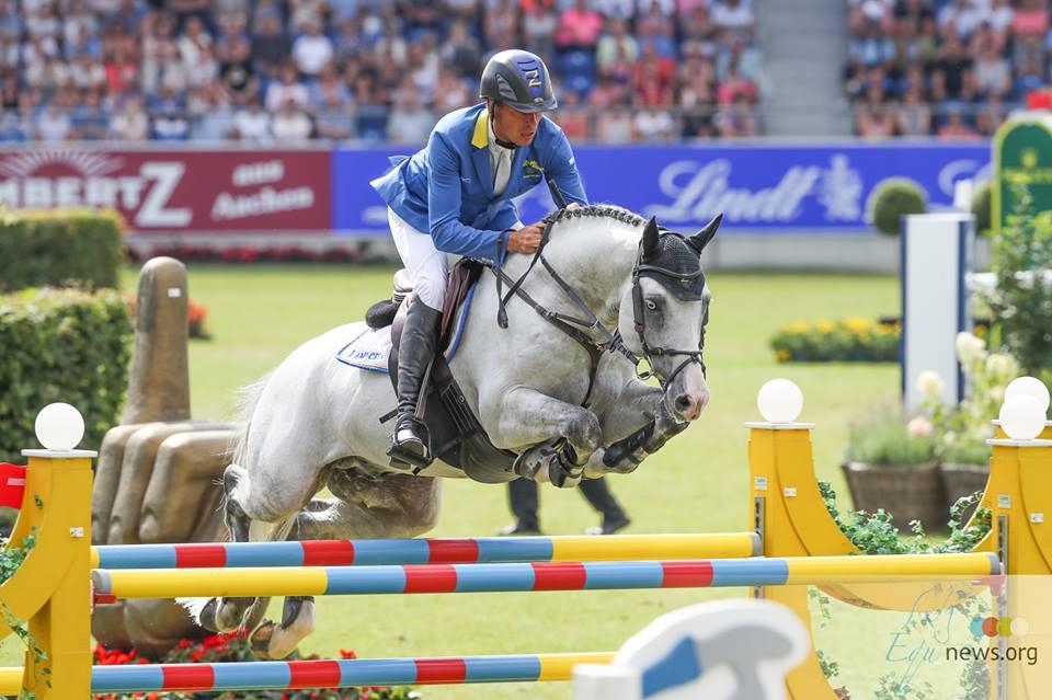 Victory for Christian Ahlmann in Longines Ranking De Peelbergen