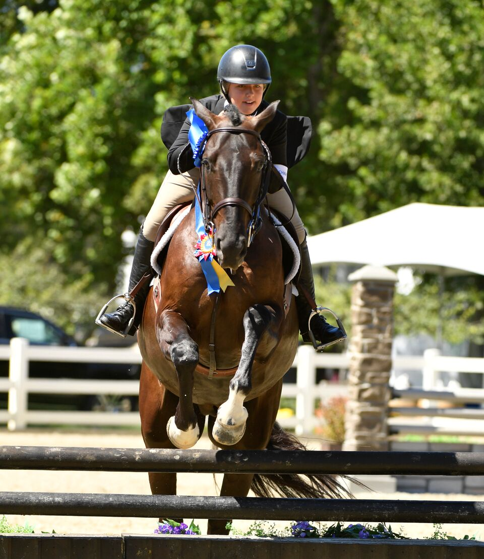 It Was A Classic Sunday On The Sixth And Final Day Of The Iconic Menlo Charity Horse Show