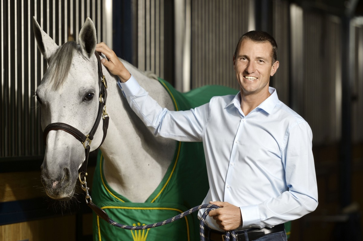 New Grand Prix horse for Gregory Wathelet