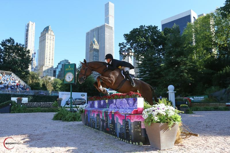 Liza Boyd and O'Ryan Return to RCPHS to Claim Victory in U.S. Open $50,000 Duchossois Cup